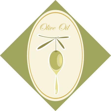 aceite de oliva virgen extra: Etiqueta Aceite de Oliva