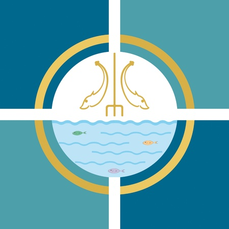 Christian symbol of the Eucharist