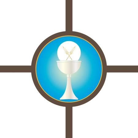 Religious Icon 向量圖像