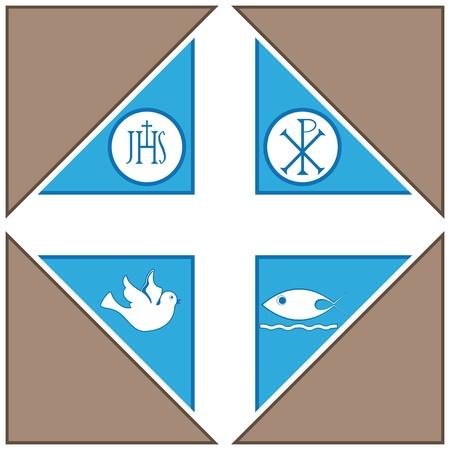 Religion - Invitation Cards Stock Vector - 14287264
