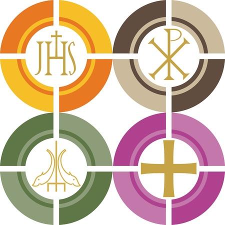the sacrament: Religion Dymbol