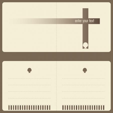 baptism: Religion - Invitation Card