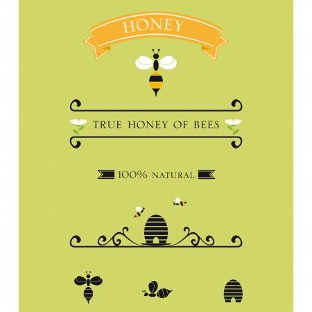 Honey Vector