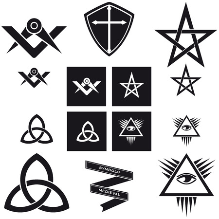 pentagram: Signs of the Middle Ages