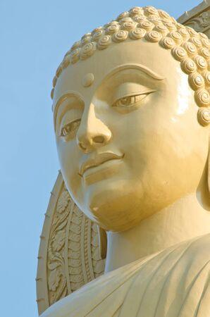 The beautiful buddha statue,Thailand