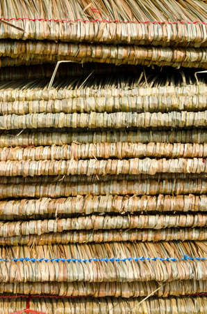 Dry Straw from thailand Stock Photo - 12756428