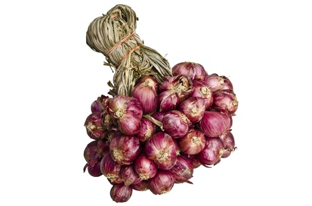 Thai red shallot  Stock Photo - 12978193