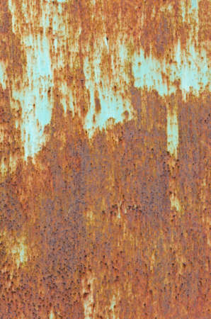 Old steel plate and rusty photo