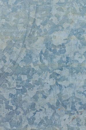 zinc: Old zinc plate