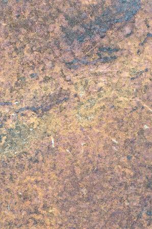 corrugated steel: Rusty steel surface Stock Photo