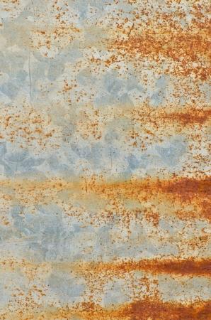 corrugated steel: Steel plate rusty