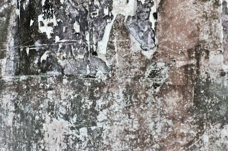 very dirty: Very dirty old cement wall for background Stock Photo