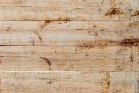 Closeup new hardwood plank for background use