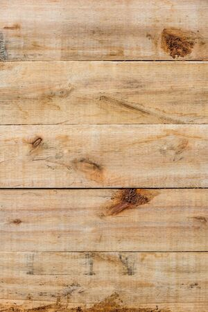 Closeup new hardwood plank for background