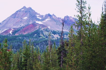 Landscape Outside Of Bend Oregon Reklamní fotografie