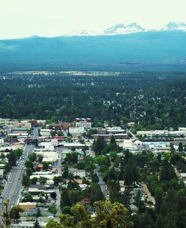 Overlook Of Bend Oregon