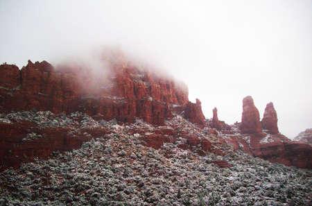 red rocks: Red Rocks Landscape In Arizona