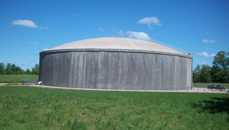 Water Reservoir Tank
