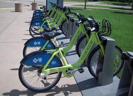 Park and Ride Bikes Redactioneel
