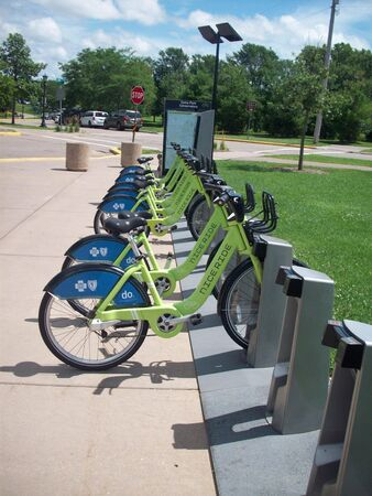 Park and Ride fietsen