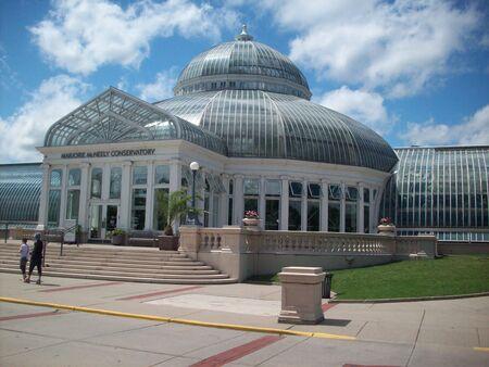 conservatory: Como Conservatory