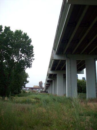 Under a Bridge Zdjęcie Seryjne