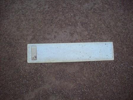 pitchers mound: Pitchers Mound Stock Photo