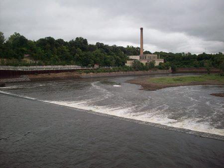 minnesota: Lock and Dam No. 1 in Minnesota