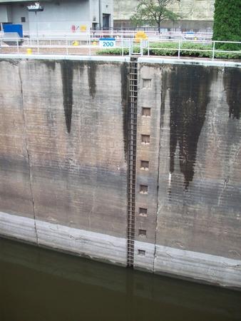1: Lock and Dam No. 1 in Minnesota