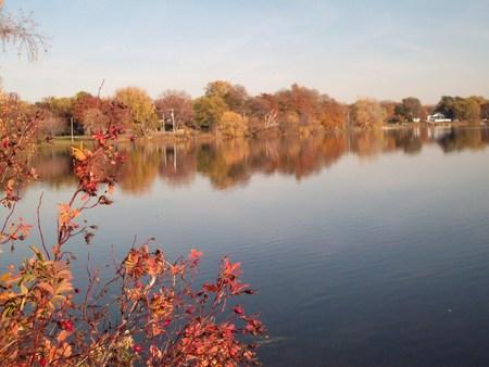 shoreline: Lake Shoreline