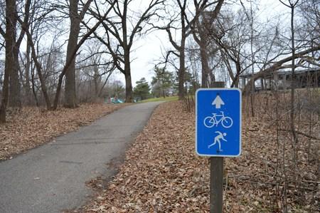 rollerblade: Park Sign
