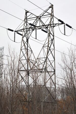electrical tower: Electrical Tower