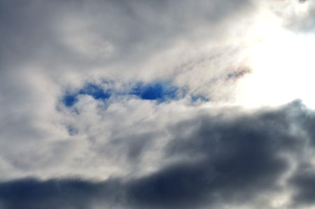 skyscapes: Clouds Stock Photo