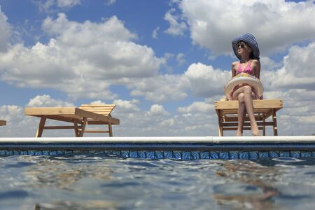 unforgettable: An unforgettable summer vacation on the sea in summer