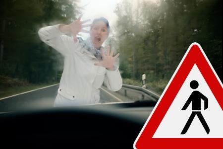 Caution Reklamní fotografie