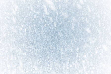 space weather tire: Winter driving - winter background with copy space Stock Photo