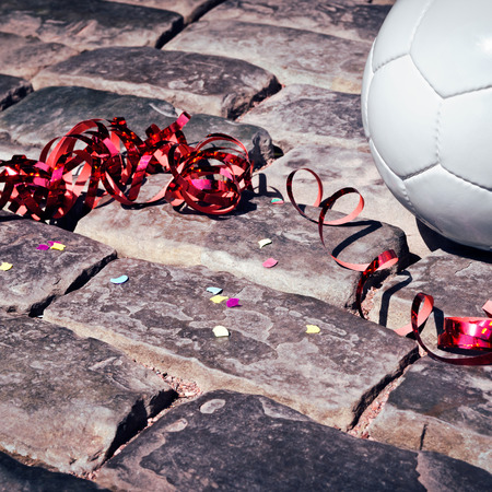 soccer party photo