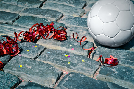 soccer party Imagens