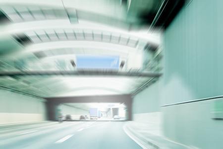 tunnel view: Traffic - Urban Tunnel