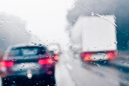 通勤交通 - 高速道路の交通渋滞