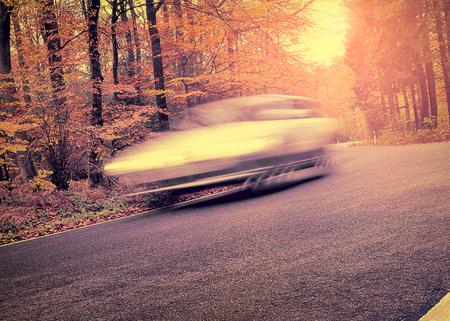 reisen: Autumn Driving