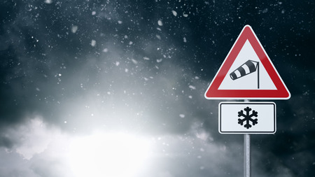 Bad Météo - Attention - Risque de Heavy Rain et Storm