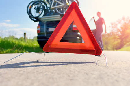 roadsides: Caution - Car Trouble on a Holiday trip