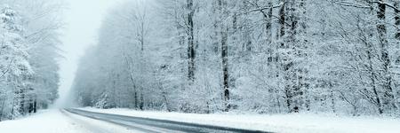 maintenance: Winter Background