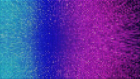 Arrière-plan coloré de fête, disco et célébration - image générée numériquement Banque d'images