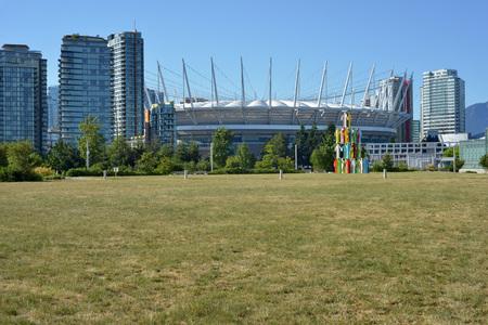 bc place stadium - vancouver bc Editorial