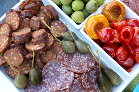 assorted snacks for party