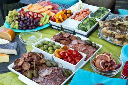 party tray: assorted party tray 4