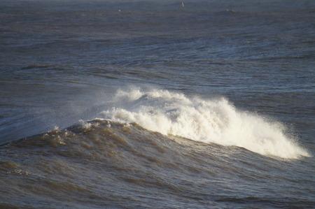 Wave Break and Foamspray