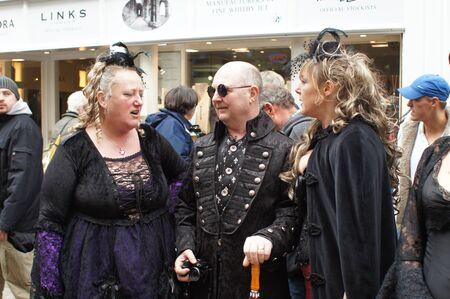 whitby: Whitby Goth Weekend WGW